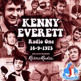 KENNY EVERETT - RADIO ONE - 16-9-1973 - REMASTERED