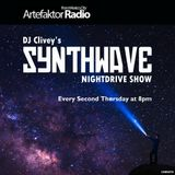 Dj Clivey's SynthWave NightDrive Show 210618