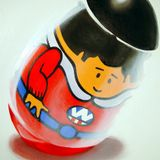 wobble your weeble