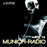 Munich-Radio  (Christian Brebeck)  Mix 78  (14.09.2016)