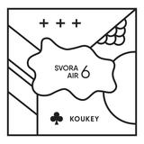 Koukey — SVORA AIR 6
