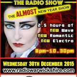 RW056 - THE JOHNNY NORMAL 'END OF THE YEAR NEW WAVE/ROMANTIC/ELECTRO SHOW' - RADIO WARWICKSHIRE
