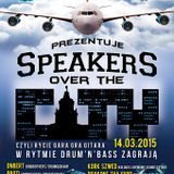 Proti - Speakers Over The City and Drum&gram - Live set recorded pub Egoista - Siedlce - 14.03.2015
