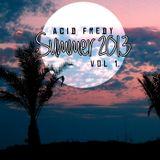 Acid Fredy - Mixtape Summer 2013 Vol 1.