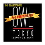 OWL TOKYO / 3rd ANNIVERSARY