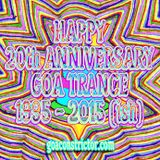 Happy 20th(ish) Anniversary Goa Trance! {summer}