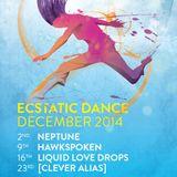 Ecstatic Dance Nevada City Dec. 2nd 2014