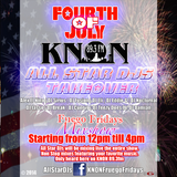 DJ Eddie G - Independence Mixshow Edition Live On KNON 89.3fm- Fuego Fridays - July 4th 2014