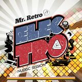 MR. RETRO! - ELECTRO NUDISC SESSION