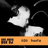#020 - Hosta ft Aems MC - DnB