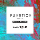 FUNKTION TOKYO Exclusive Mix Vol.35 by DJ T.D-C