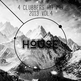 4Clubbers Hit Mix House vol. 4 - CD1 (2013)