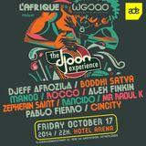 Boddhi Satva & Djeff Afrozila @ The Djoon Experience - ADE 2014, Hotel Arena, Amsterdam
