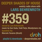 Deeper Shades of House DSOH #359 Guestmix by Marcelo Tavares