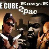 Ice Cube 2 Pac & Eazy-E Remix