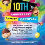 Living Hope's 10th Anniversary Charity Carnival on AFO LIVE