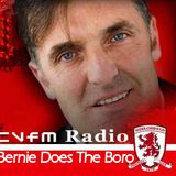 Bernie Does The Boro - Middlesbrough (0) V Bournemouth (0) - 8th November 2014