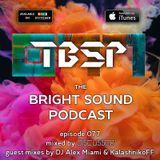 Discussor - The Bright Sound Podcast 077 (feat. DJ Alex Miami and KalashnikoFF)