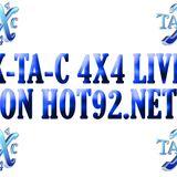 RAS NEGUS I WITH X-TA-C 4X4 LIVE ON HOT92 10/1/2015