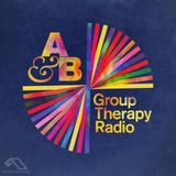 Above & Beyond – Group Therapy 123 (Guest: Cramp) (27.03.2015)