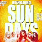 INTERNATIONAL SUNDAYS 9.23.2018 MUSIC BY EXCESS GLOBAL MC BY BIGG THEO