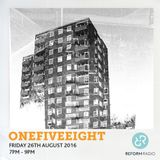 OneFiveEight 26th August 2016