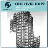 OneFiveEight 16th June 2017