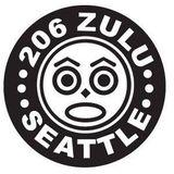 206 Seatle Zulu Nation 10th Anniversary Mix:By da Ahki Dj Cues,.....Zulute Fam...
