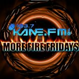KFMP: More Fire Fridays - Drum and Bass - 31.08.2012