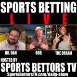 Sports Betting Live 7/27/2015 - SBTV