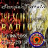 Live @ The Source Radio Techno Club 23-7-2014