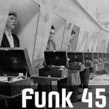 Funk 45 - Vinyl 45  selection - Mr. Chekov Compilation