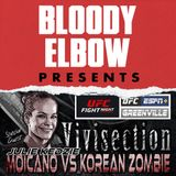 The MMA Vivisection with Julie Kedzie - 'Moicano vs Korean Zombie' Picks, Odds & Analysis
