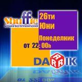 Shuffle Show Darik Radio - 26.06.2017 - Brand New Summer Vibes '17