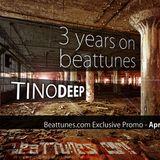 Tino Deep-3 Years On Beattunes.com [Beattunes.com Exclusive Promo, April 2011]