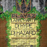 dj Kam inna deep style / warm up @PLAYAZ PARTY, Leoncavallo 15/11/14