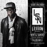 The Lesson 92.7 ft. Talib Kweli July 25 2017