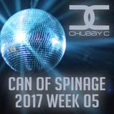 Can of Spinage 2017 Week 05