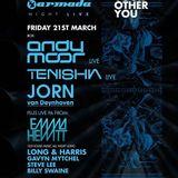 Lee Osborne - Live @ Armada Night, Ministry of Sound (London) - 21.03.2014