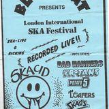 Ska shack International London ska fest special
