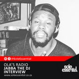 Sole Essential Interviews Jabba on Ola's Radio