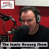The Jamie Heaney Show, 8 Nov 2017