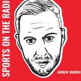 Sports On The Radio - August 3, 2018