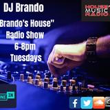 DJ Brando House Music Radio 2019/3/19