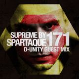Supreme 171 with D-Unity