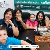 La Hora del  Recreo 3 2017 Invitada Alexa Lucero proyecto Donabook UABCS