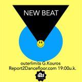G.Kouros Belgian NewBeat - Outerlimits Report2dancefloor
