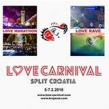 Love Carnival Split 2016 Promo