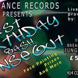 Espio - Live @ the Allowance Records 1st B-day, Brixton 24.01.14