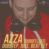 AZZA (Goodfellas) dubstep, juke and beat set at KOKOclub 15/11/13